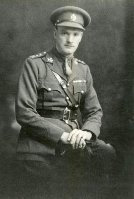 James Edgar WW1-era portrait 1