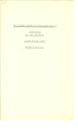 PPCLI  Report on Operations 11 Apr 45 - 23 Apr 45 Assault of the Ijssel River