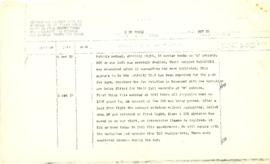 1 VP War Diary Oct 1952