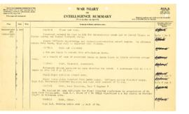 2VP War Diary Nov 1950