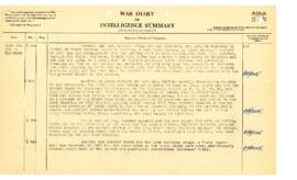 2VP War Diary Dec 1950
