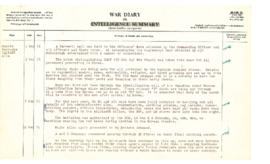 1 VP War Diary Sep 1951