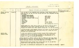 1 VP War Diary Oct 1951