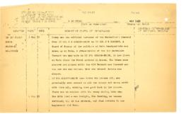 1 VP War Diary May 1952