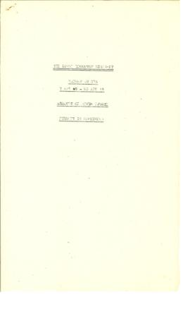 Loyal Edmonton Regiment Report on Operations 11 Apr 45 - 23 Apr 45 Assault of the Ijssel River